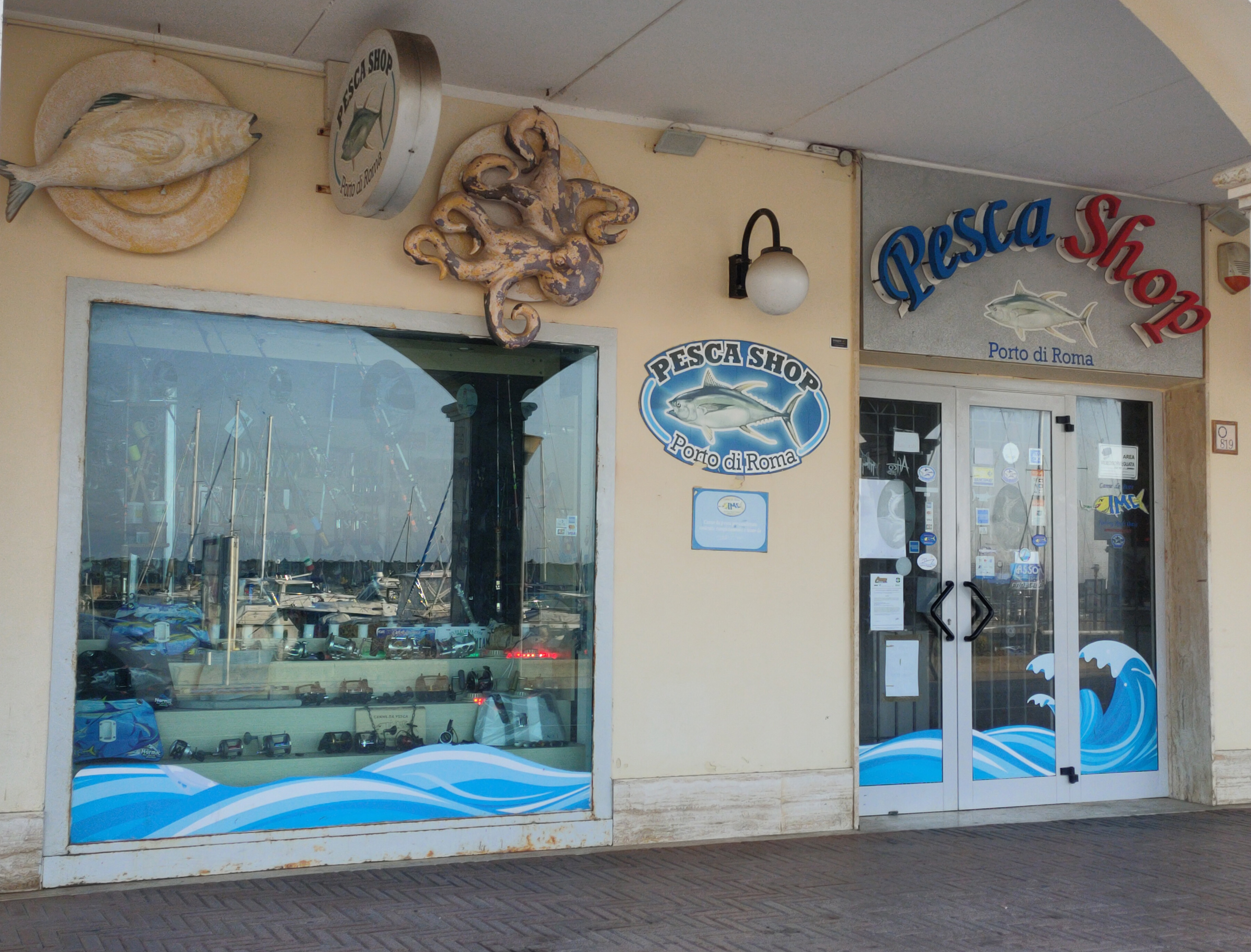 Pesca Shop Ostia